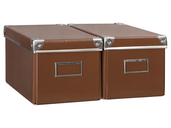 Pudło Brown box 2szt. za 5,99zł zamiast 19,99zł + opcja darmowej dostawy @ Black Red White
