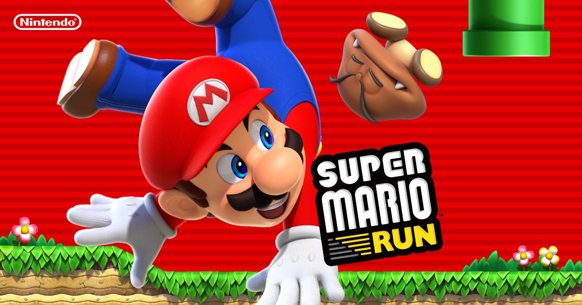 Super Mario Run [Android, iOS] 50% taniej