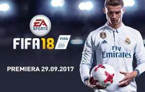 FIFA 18 PS4/Xbox One