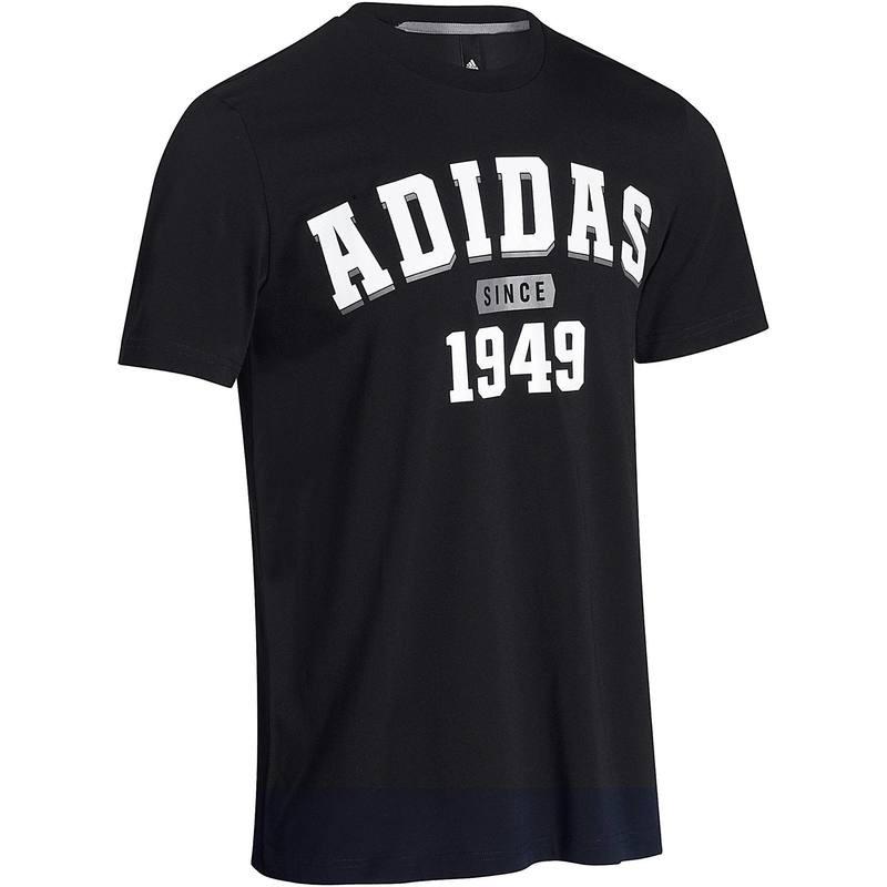 Koszulki męskie Adidas w decathlon.pl 39,99zł, darmowa dostawa