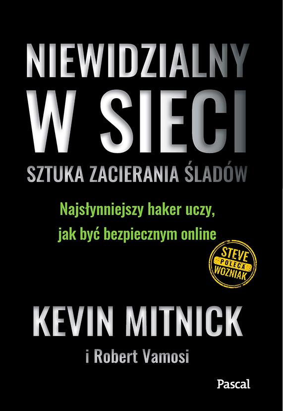 Kup nowość Kevina Mitnicka i dobierz książkę za pół ceny @ Helion