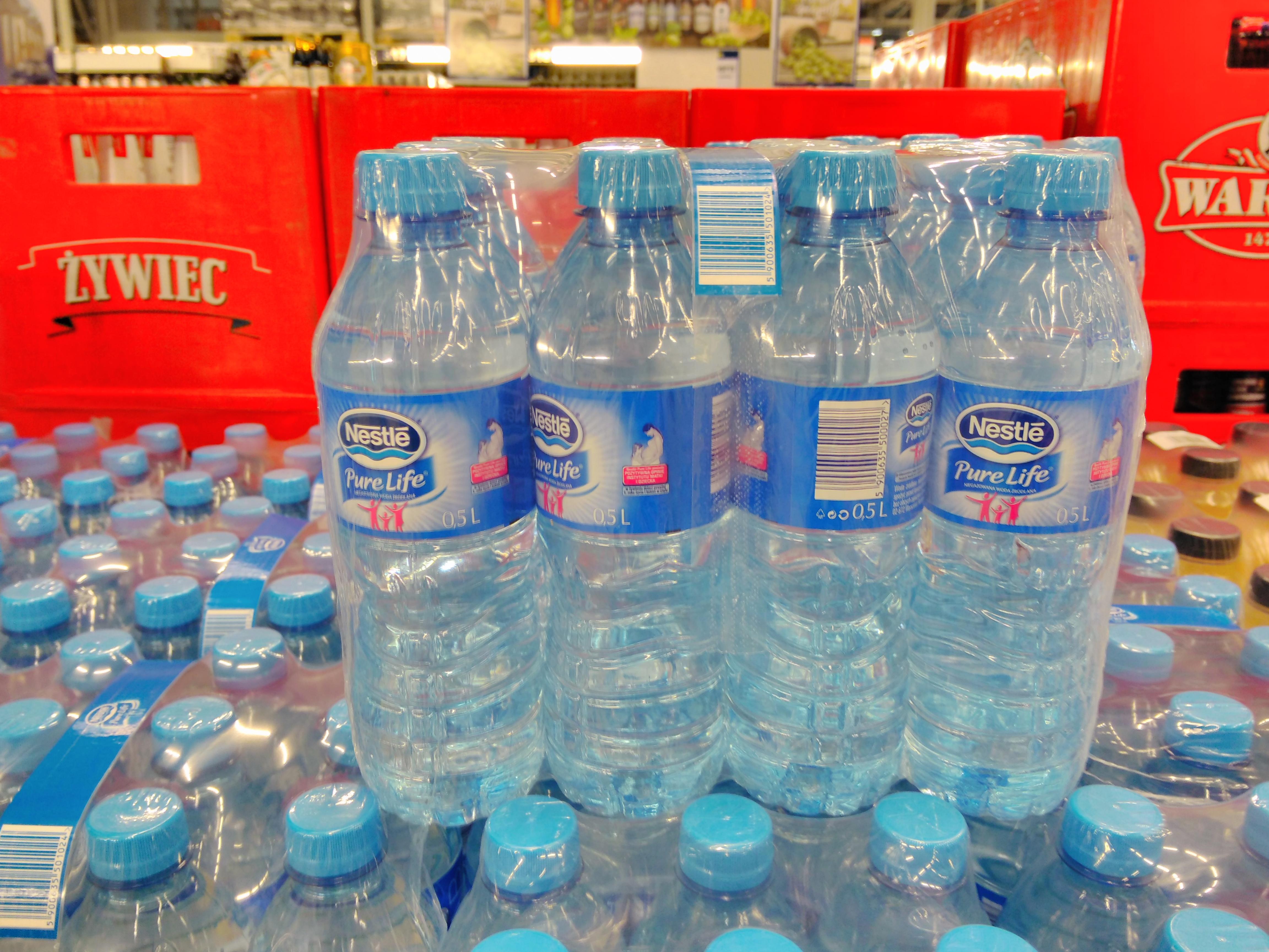 MAKRO - Aquarel nestle pure life woda niegazowana 0,5 l