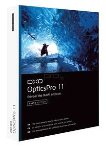 DxO OpticsPro 11Essential Edition za Free