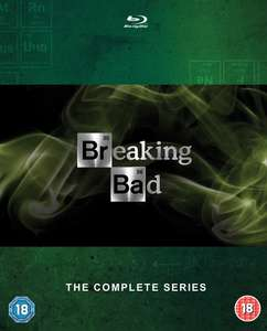 Breaking Bad (kompletna seria) na Blu-Ray @ ZOOM