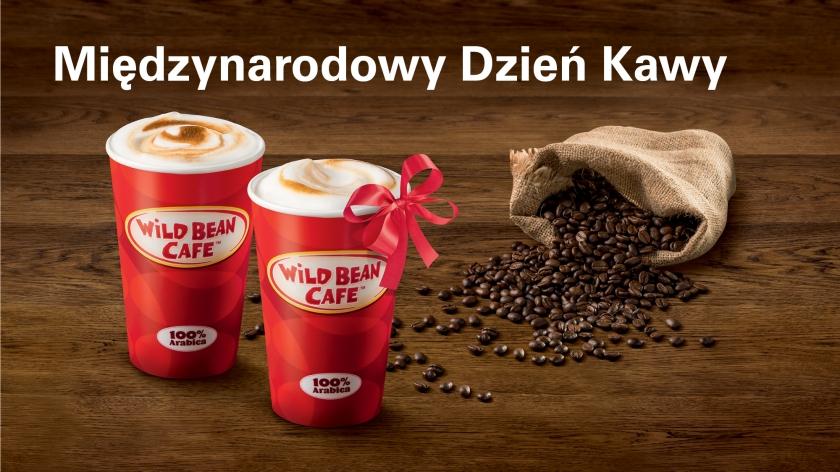 Kup kawę, a drugą otrzymasz w prezencie !!!