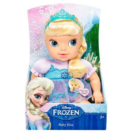 Lalka Frozen ELSA Baby - eswiatzabawek.pl
