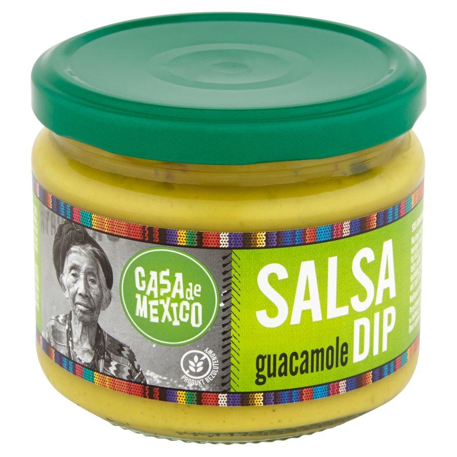 Casa de Mexico Salsa Guacamole dip 1.99 zł