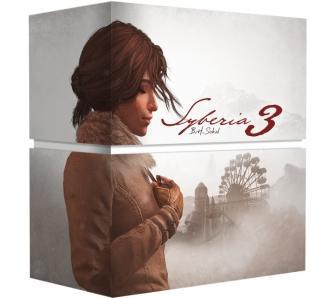 Syberia 3 PC Edycja Kolekcjonerska (EURO)