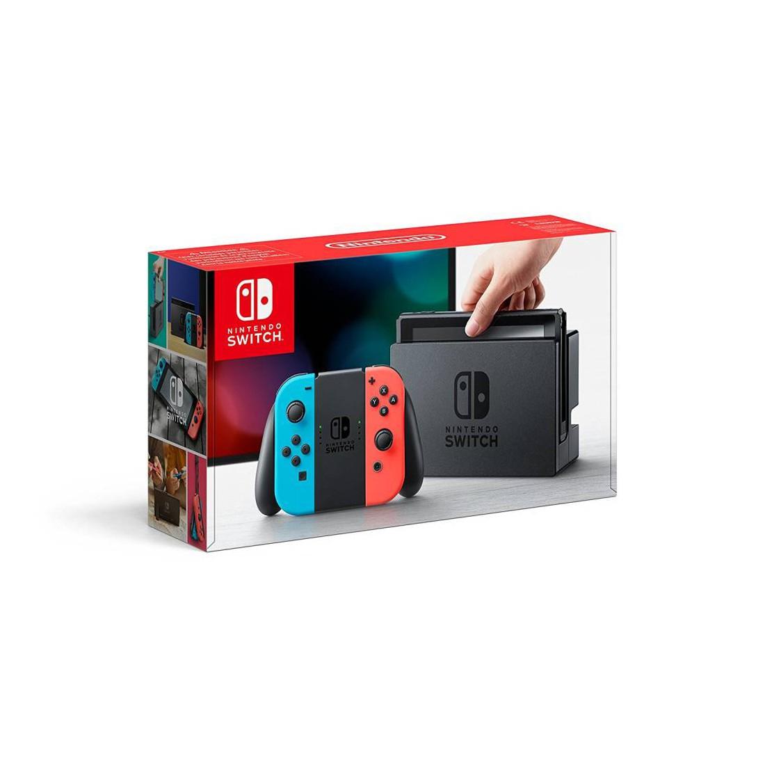 Nintendo Switch za 1299zł + wysyłka @ Exgames