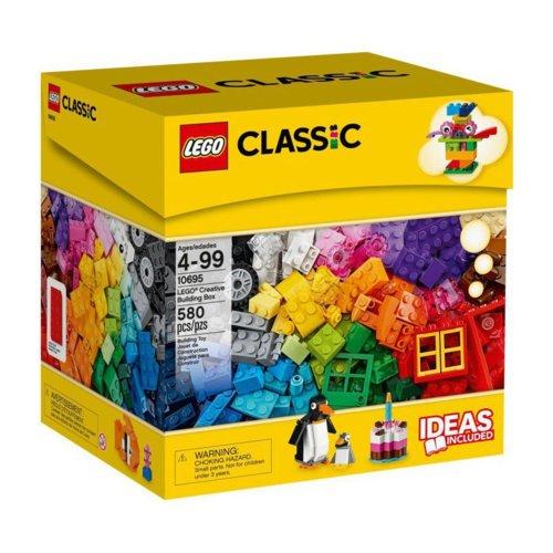 LEGO Classic 10695 - Kreatywny budowniczy LEGO - Redcoon