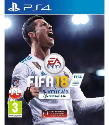 FIFA 18 [Xbox One, Playstation 4] za 219zł lub Edycja Ronaldo za 259zł  (darmowa dostawa) @ Zadowolenie