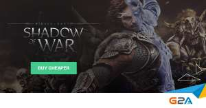 Preorder Middle-Earth: Shadow of War PC