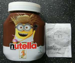 Nutella 750g w Biedronce