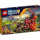 LEGO Nexo Knights 70316 - Pojazd Zła Jestro  (-70zł) - Czas zabawy