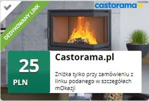 mOkazja - 25zł zwrotu za zakupy online w Castoramie MWZ 500 zł