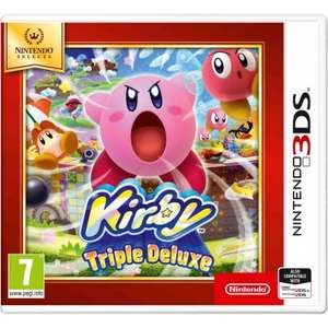 Kirby Triple Deluxe, Super Mario 3D Land, Luigi's Mansion Dark Moon po 74,99zł [Nintendo 3DS] @ KonsoleiGry