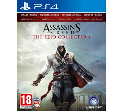 Assasin's Creed: The Ezio Collection [Playstation 4] i kilka innych tytułów Ubisosftu po 59zł @ Media Markt