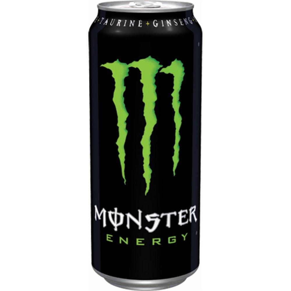 Napój Energetyczny Monster (500ml) 3.29zl @Stokrotka