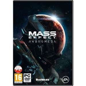 Mass Effect: Andromeda PL PC klucz ORIGIN @konsoleigry.pl