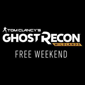 Darmowy weekend z Ghost Recon Wildlands 12-15.10 (PC, PS4, XONE) @ UPLAY