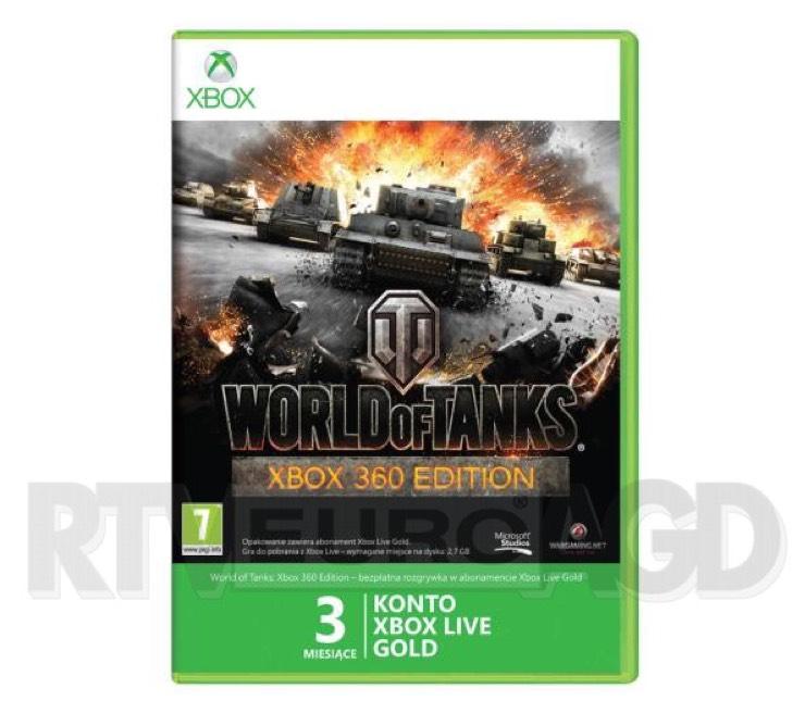 Xbox GOLD na trzy miesiące za 19,99 zł