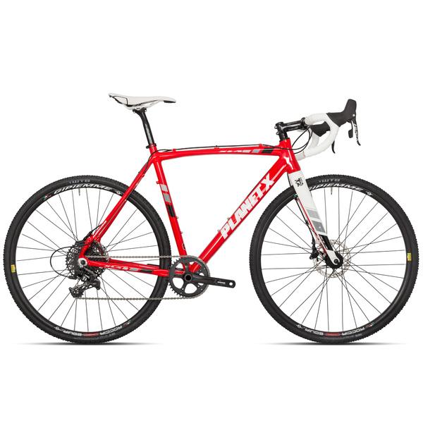 Rower cyclocross XLA Shimano Tiagra 4700 tarcze @ PlanetX