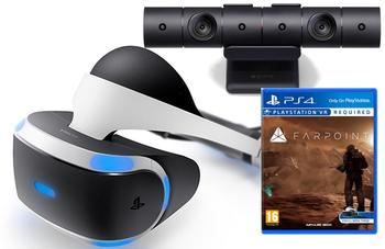 Sony Playstation VR + kamera + gra [PS4] za 1499zł @ Sony Centre