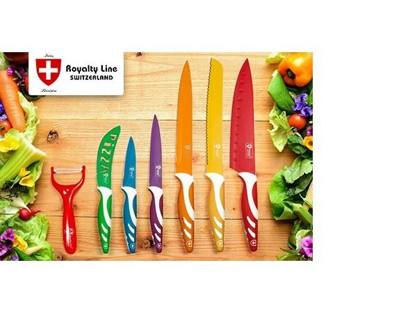 Zestaw noży Royality line za 39 zł @ neo24.pl