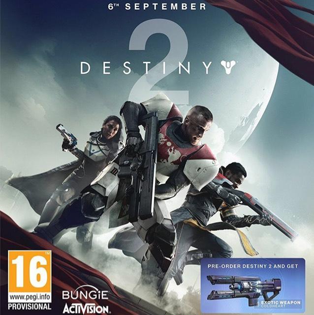 Destiny 2 z bonusami na Xbox One