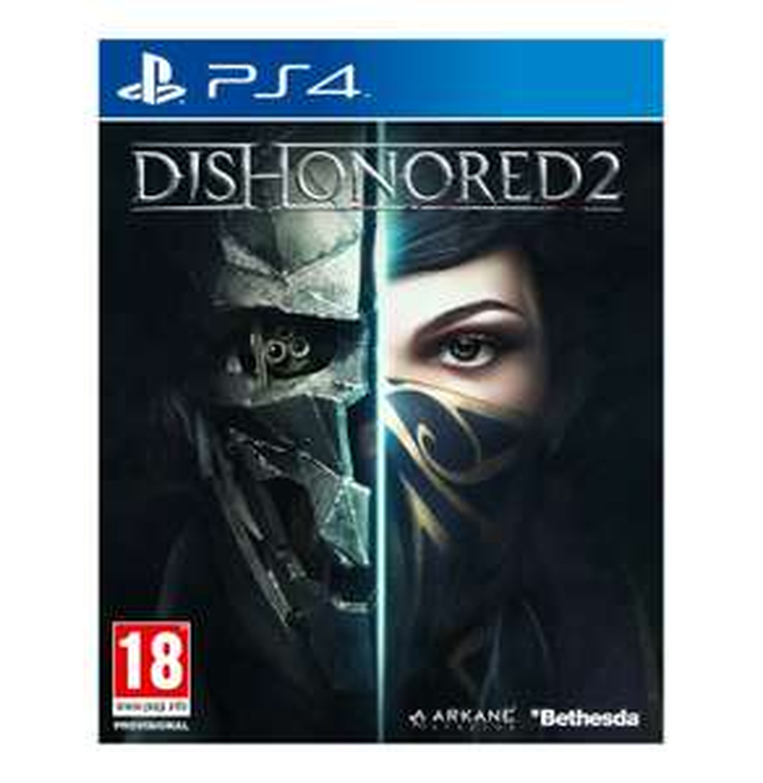 Dishonored 2 na PS4 za darmo