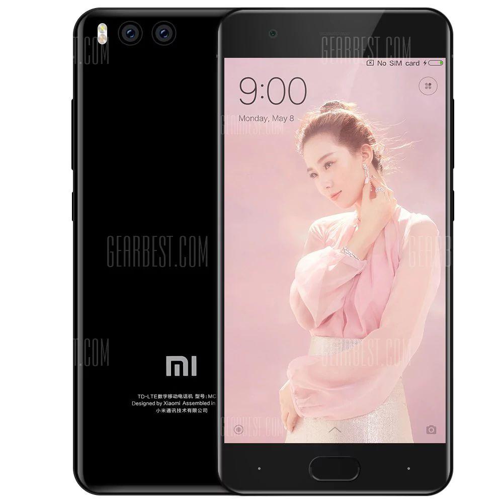 Xiaomi Mi6 6/64GB w Gearbest