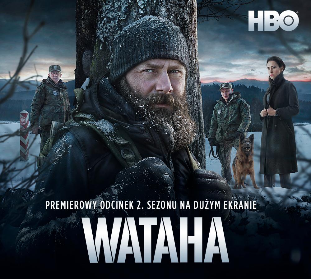 """DARMOWA WEJŚCIÓWKA DO KINA -Zobacz premierowy odcinek serialu HBO """"Wataha""""!"""