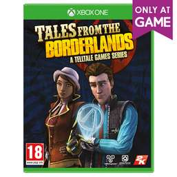 Tales from the Borderlands PS4 /Xbox One ok 28zł z przesyłka na Game.co.uk