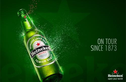 Piwo Heineken w butelce 2,39zł / 500ml (tylko 21.03) @ Netto