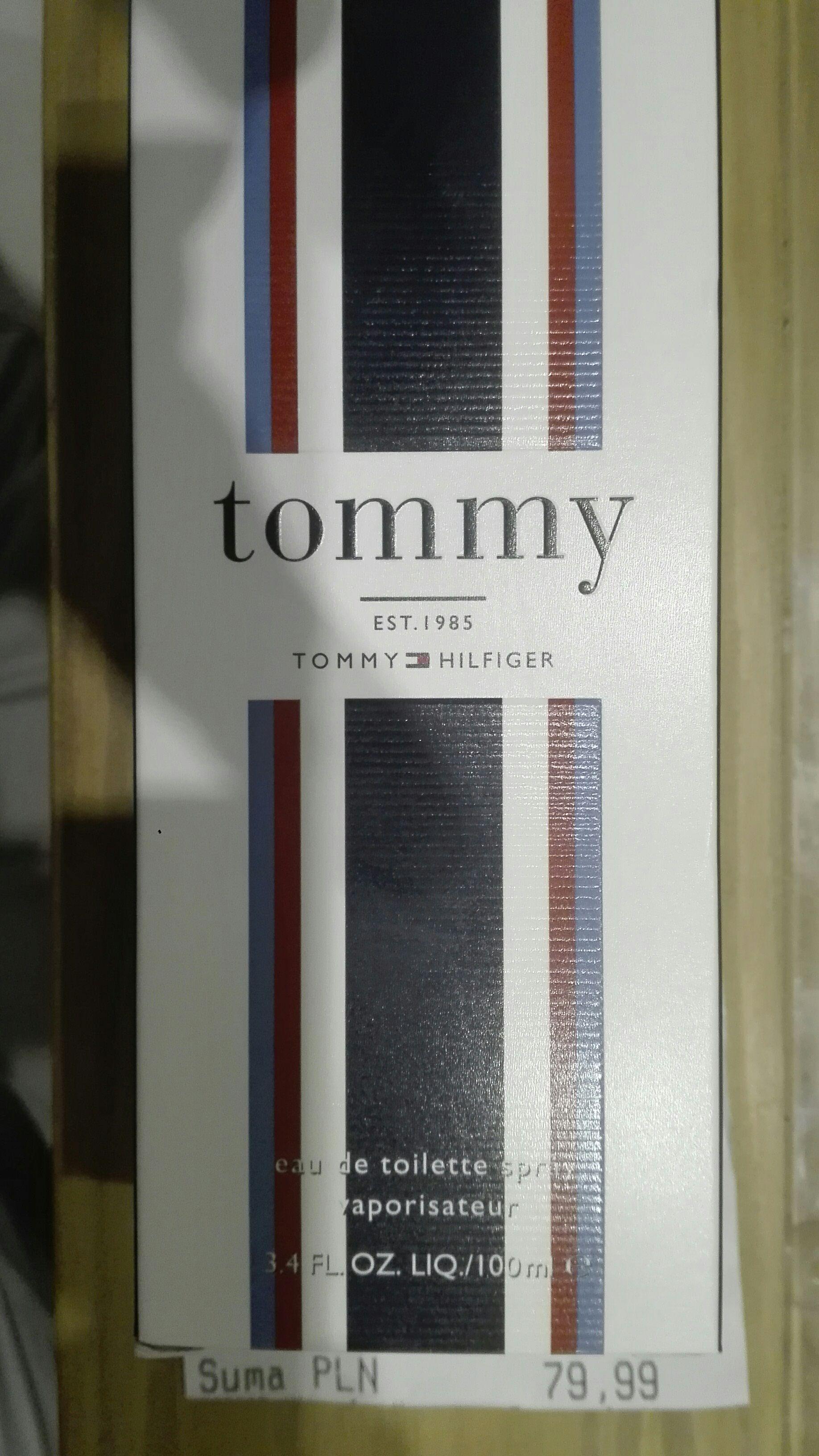 Tommy Hilfiger 100ml 79,99PLN HEBE