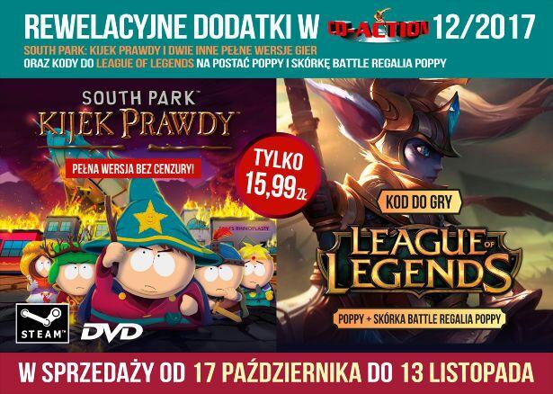 South Park Kijek Prawdy i inne w CD-Action