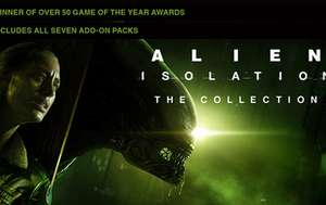 ALIEN: ISOLATION™ THE COLLECTION 80% przeceny | Humble Bundle
