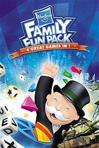 Hasbro Family fun pack w dobrej cenie Xbox one
