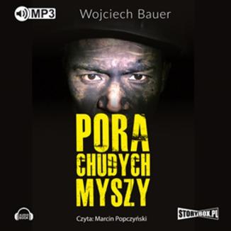 """Audiobook """"Pora chudych myszy"""" za 12,90 zł @ ebookpoint"""