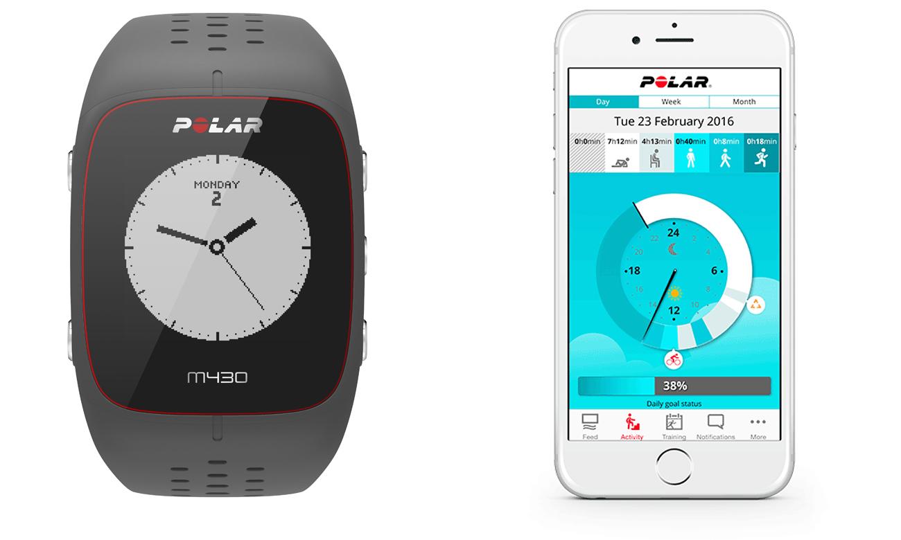 Polar M430 Bardzo dobry zegarek dla aktywnych biegaczy i nie tylko