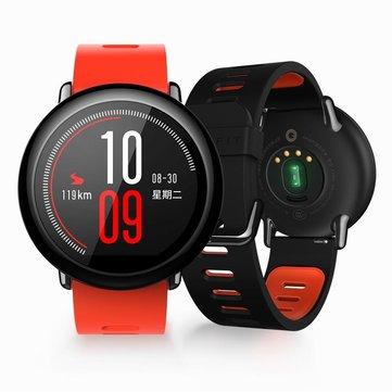 Smartwatch Xiaomi Amazfit za ok 315zł (IP67, krokomierz, pulsometr, GPS) @ Banggood