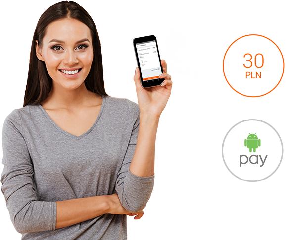 Allegro odbierz kupon 30 zł za zakupy z Android Pay