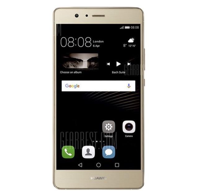 Huawei P9 lite - LTE + Dual Sim z B 20 5,2 Full HD 3GB RAM 16GB ROM 13MP 3000mAh NFC Czytnik lini papilarnych Android 6  kolor złoty