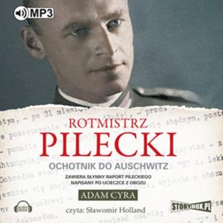 """Audiobook """"Rotmistrz Pilecki"""" za 12,90 zł @ ebookpoint"""