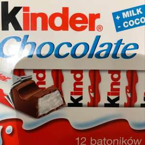 Kinder chocolate - Empik