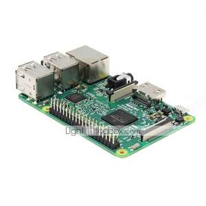 Raspberry Pi 3 Model B (UK) @ LightInTheBox