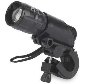 Latarka na rower Q5 3 Modes LED Bike Light