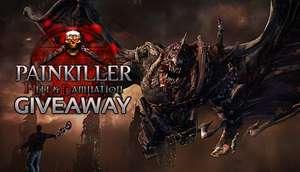 Painkiller: Hell & Damnation za darmo [PC] @ GameSessions