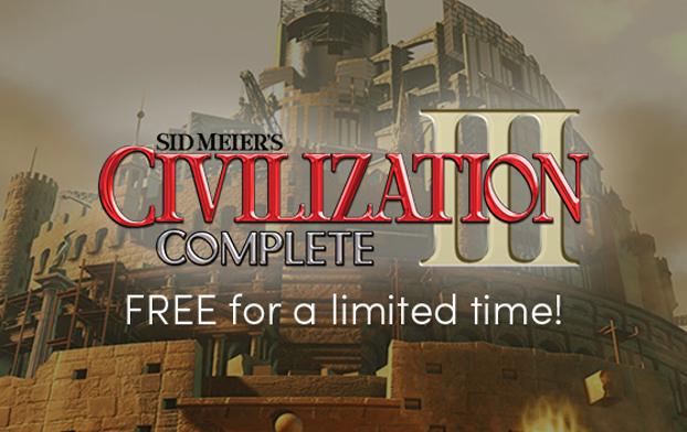 Sid Meier's Civilization® III: Complete ZA DARMO @Humble Store