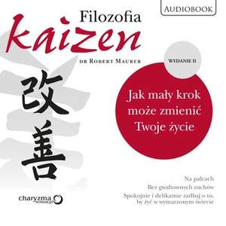 """Audiobook """"Filozofia Kaizen"""" za 12,90 zł @ ebookpoint"""